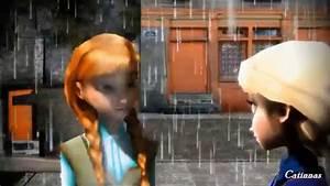 Mmd Frozen  Anna Sings For Elsa And Little Elsa