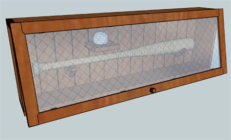 diy display cabinet plans easy diy woodworking projects