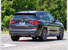 Real Life Photos 2018 BMW X3 M Sport Model