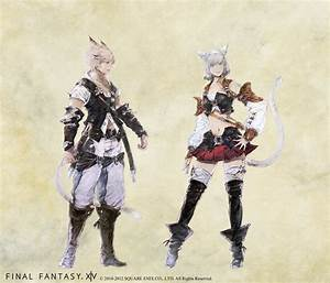 Final Fantasy XIV 20 Character Classes Introduced And New