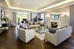 Elegant, Contemporary, English, Mansion, In, Hampstead