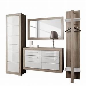 Schuhkommode Weiß Hochglanz : garderobenset von 4home bei home24 bestellen home24 ~ Watch28wear.com Haus und Dekorationen