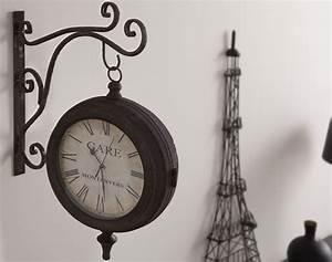 Horloge De Gare : horloge de gare becquet ~ Teatrodelosmanantiales.com Idées de Décoration