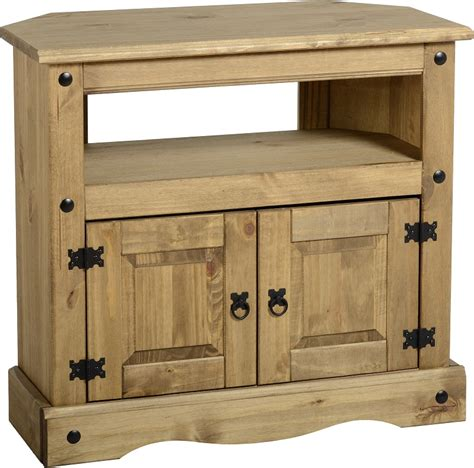 wooden corner tv cabinet corona tv stand living room furniture solid wood mexican