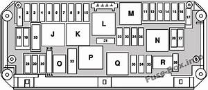 2006 Slk Fuse Diagram