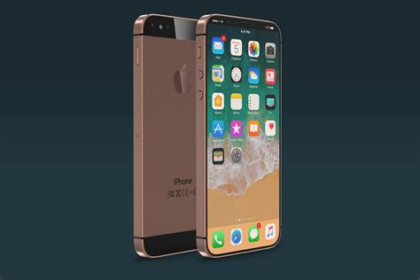 iphone se iphone se plus concept packs best iphone x features into