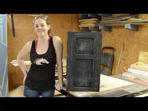 april wilkerson shows    build  diy planter box