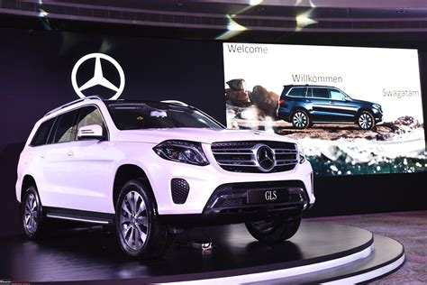 mercedes to launch gls class in india on may 18 2016 team bhp