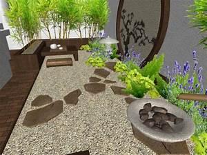 Cómo instalar Jardines Zen relajantes en patios interiores