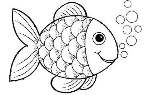 fish coloring pages for preschool preschool and kindergarten 854 | fish printable coloring pages for preschool
