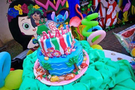 lilo  stitch luau party birthday party ideas birthday