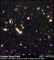 Deep Space Pictures From Hubble