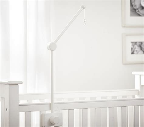 mobile arm for crib mobile arm pottery barn