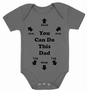 You Can Do This Dad Baby Bodysuit Baby Shower Gift