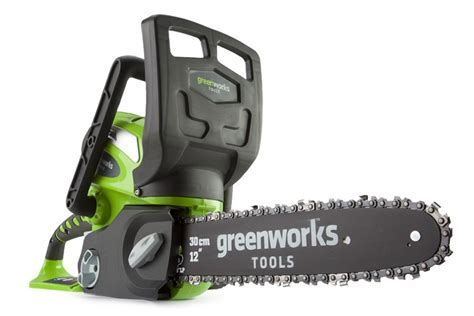 GreenWorks G40CS30 G MAX 40V Cordless Chainsaw (Bare Tool)