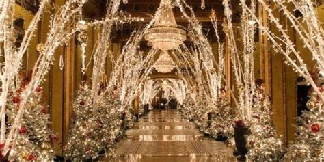 top ten hotel lobby christmas decorations 10 hotels with the top decorations huffpost