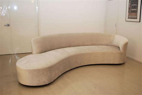 ideas contemporary curved sofas
