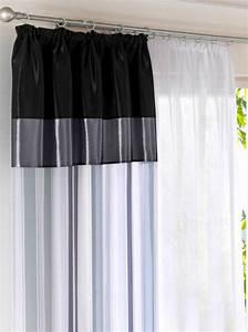 Gardinen Grau Weiß Gestreift : vorhang schwarz wei gestreift ~ Bigdaddyawards.com Haus und Dekorationen