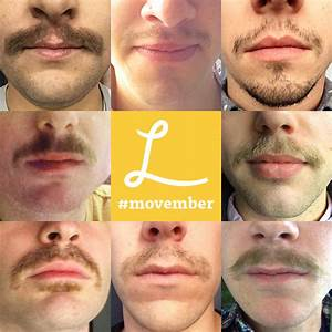 Help us change the face of men's health #movember - Lessonly