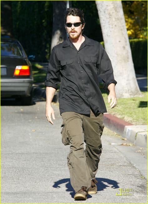 Christian Bale Dark Knight Gets Love China Photo