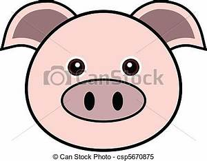 Pig Face Clipart | Clipart Panda - Free Clipart Images ...