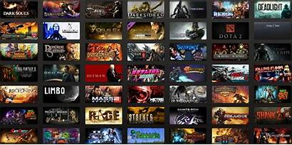 Steam Pc Library Games Popular Libreria Most