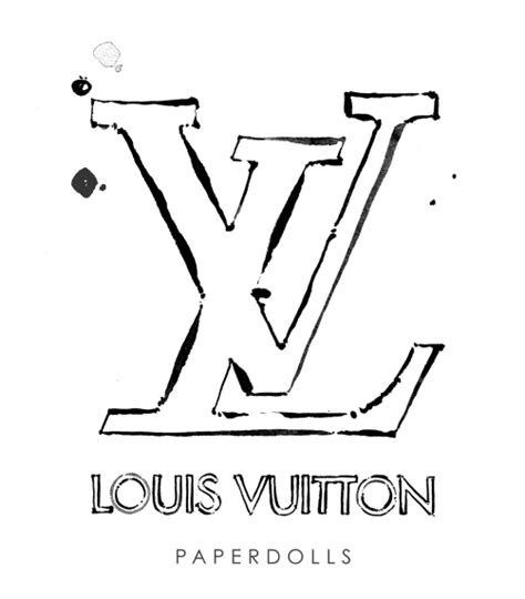 Kleurplaat Gucci Logo by Louis Vuitton Logo Coloring Pages Coloring Pages