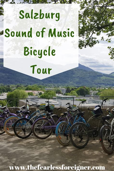 This delightful tour combines salzburg's history and architecture with the main locations used in the film. Salzburg Sound of Music Bicycle Tour | Sound of music tour, Sound of music, Music tours