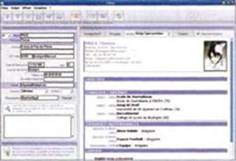 Exemple Cv à Télécharger by Resume Format Logiciel Curriculum Vitae Exemple Gratuit