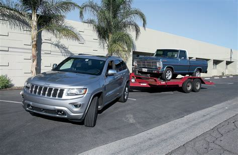 jeep cherokee towing capacity towing