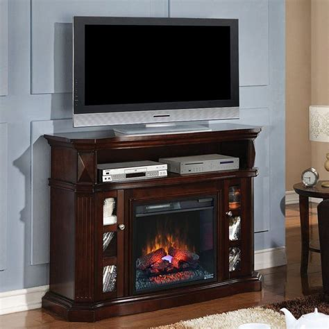 electric fireplace tv media centers images