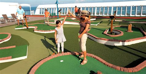 Carnival Sports Activities Cruise Activities   Carnival Cruise Lines
