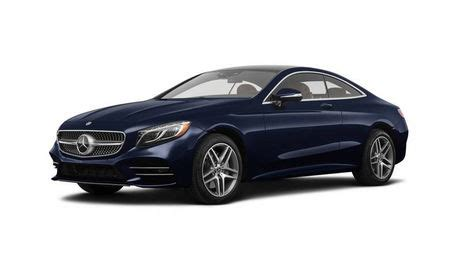 The actual purchase price of the vehicle is subject to change by the dealer and may vary based on location of the dealer and customer, inventory levels, vehicle features and available discounts and rebates. 2020 Mercedes-Benz S-Class Coupe Review, Specifications, Prices, and Features | CARHP