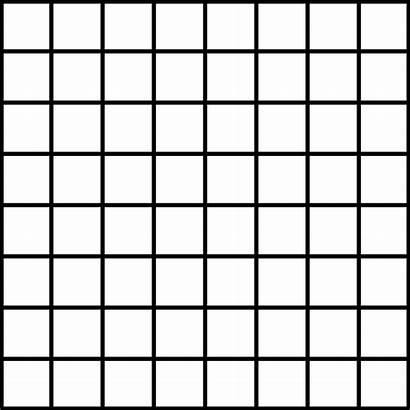Grid Paper Squares Create Square 8x8 Drawing