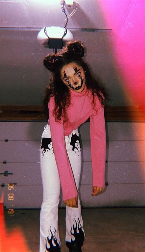 avani gregg cute clown makeup cute halloween makeup cool makeup