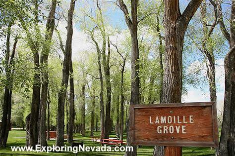 Photographs of Lamoille, Nevada : Lamoille Grove Park