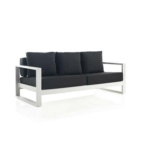 canapé exterieur canapé d 39 extérieur design 3 places brin d 39 ouest