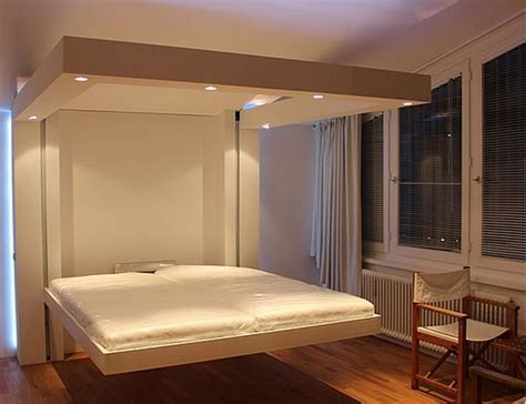 modern murphy bed canada 5 best retractable ceiling beds one room the space