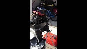 76 U0026 39  Mercury 110 2 Stroke 9 8hp Outboard Motor