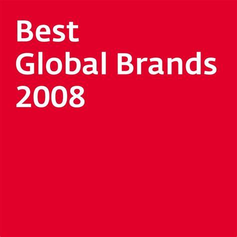"Interbrand ""best Global Brands 2008""を発表|株式会社インターブランドジャパンの"