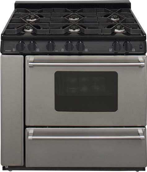 range freestanding side gas oven storage compartment cast premier burners aluminum iron inch ajmadison