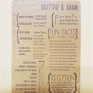 wedding program wording wedding ideas pinterest With wedding program wording ideas
