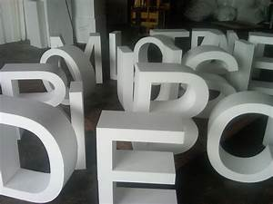 custom foam lettering With cut foam letters