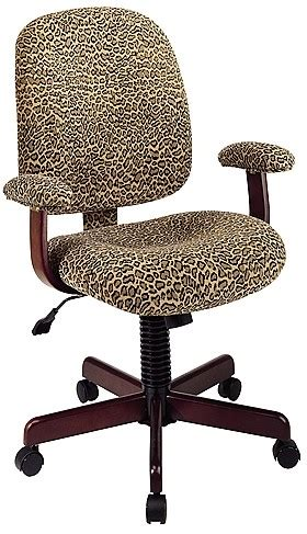 animal print desk chair 1000 images about office chair reupholster on pinterest