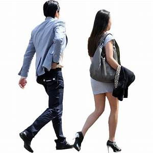 Couple walking silhouette | PS Human | Pinterest ...