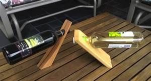 Porte Bouteille De Vin : astuce bricolage fabriquer un porte bouteille de vin ~ Dailycaller-alerts.com Idées de Décoration