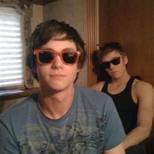 Logan Lerman and Jake Abel | Jake Abel!!! | Pinterest