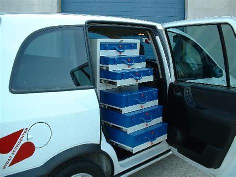 gallery estate car van system van racking storage