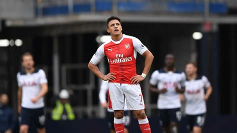 PSG willing to pay Arsenal £40m for Alexis Sanchez ...