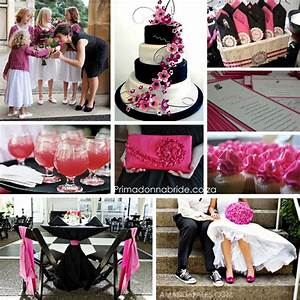 Eduarda's blog: Black with Hot Pink Double Sash Black ...